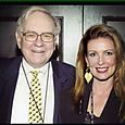 "Warren Buffett and Lorre White in Omaha ""The Wizard and The Guru"""