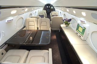 Presidential Aviation - Interior