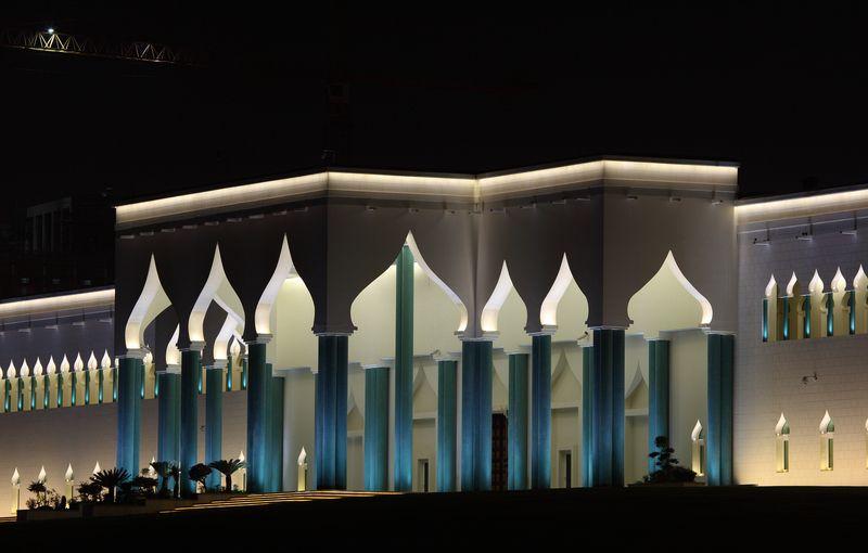 Qatar - Emir-s-Palace-Doha-Qatar