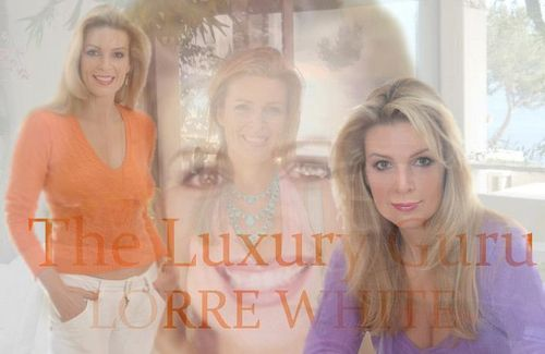 "Lorre White ""The Luxury Guru"""
